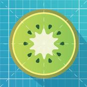 Download Kiwi - Beautiful, Colorful, Custom Keyboards for iOS 8 free for iPhone, iPod and iPad