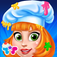 Clumsy Chef - Wedding Cake Adventures logo